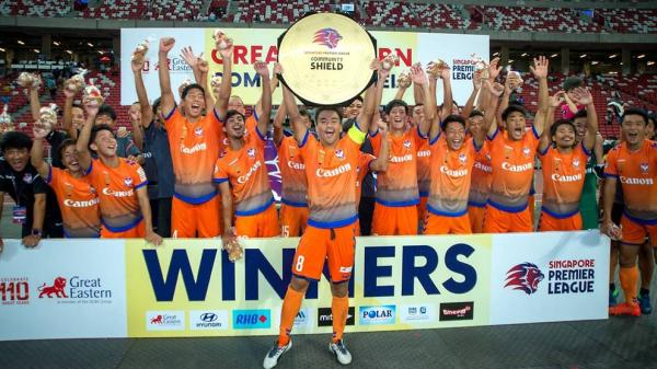 Albirex goes entire Singapore Premier League season unbeaten, proves local clubs are joke.