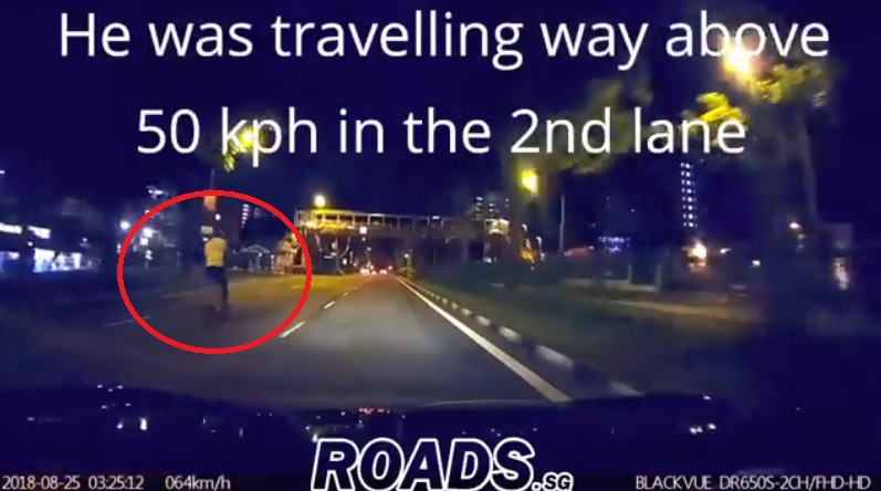 Defiant Teenagers Race Along Serangoon Rd, Chase Down Driver who Tried to Warn Them