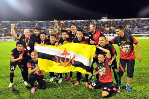 Sad state for SG football as invited team Brunei DPMM applies to play in Thai League