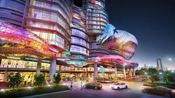 Largest thematic mall in JB a threat to Singapore's Malls