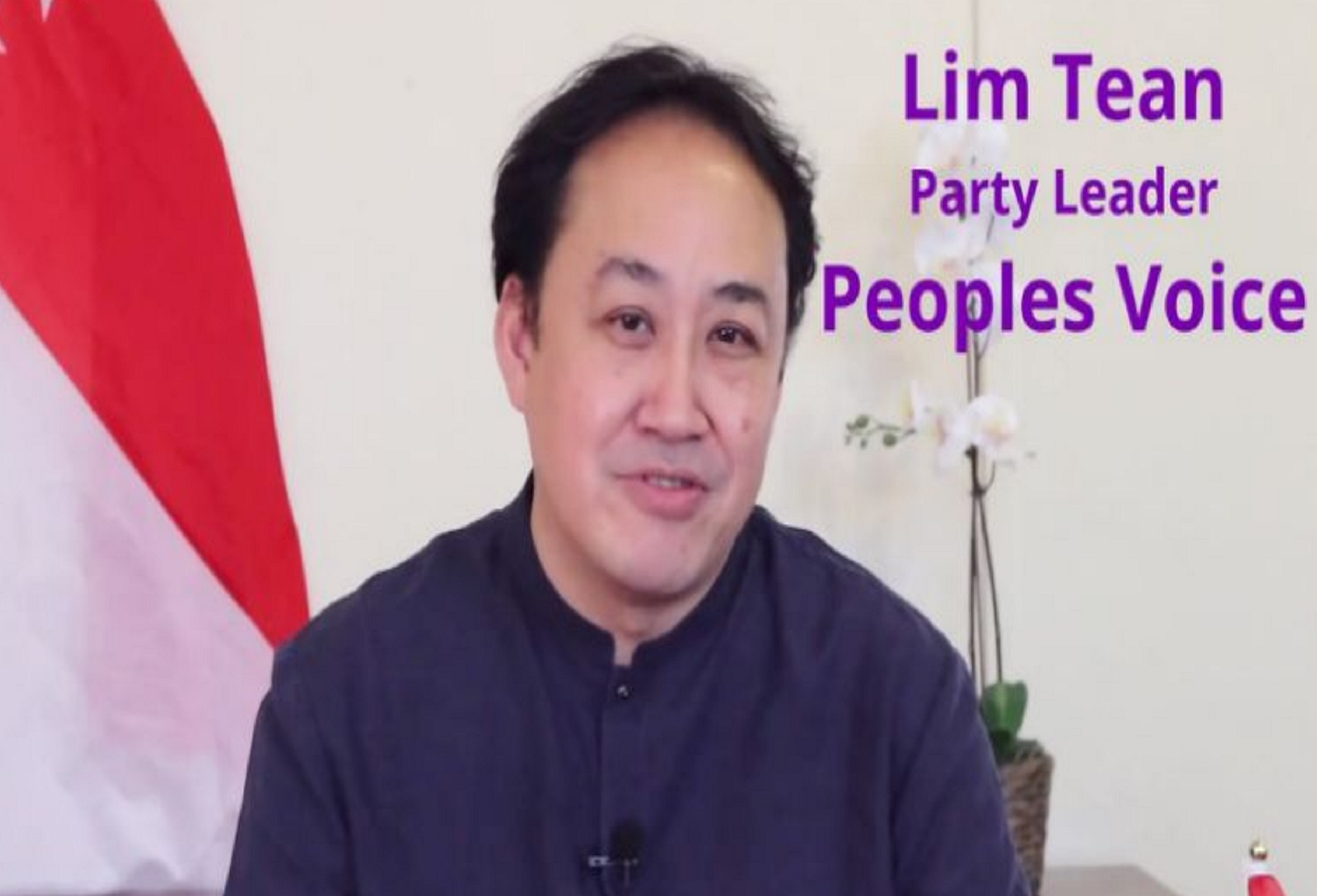 Singapore, PAP, Lim Tean, Opposition, elections, People's Voice Party