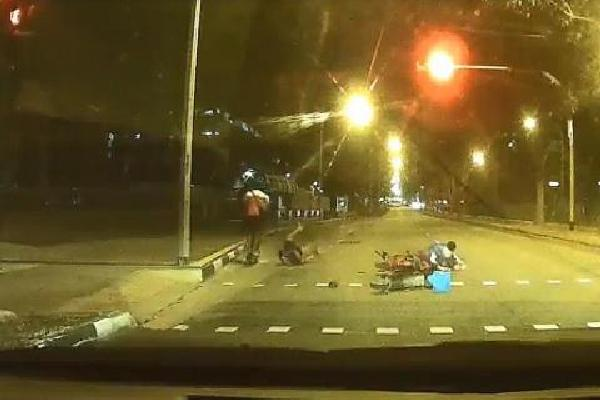 18 year old E-scooter rider in hit-and-run in Pasir Ris arrested