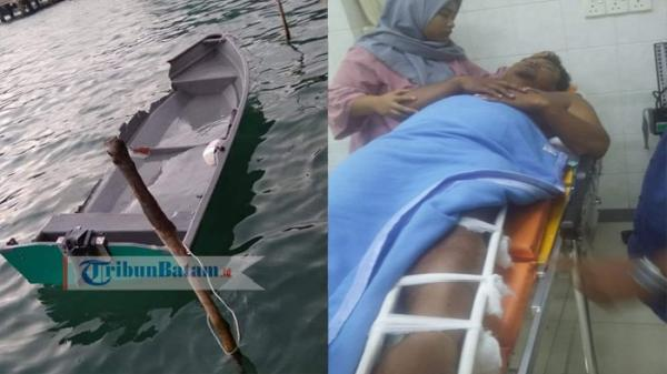 SG Police rubbishes news of collision with Indonesian fisherman