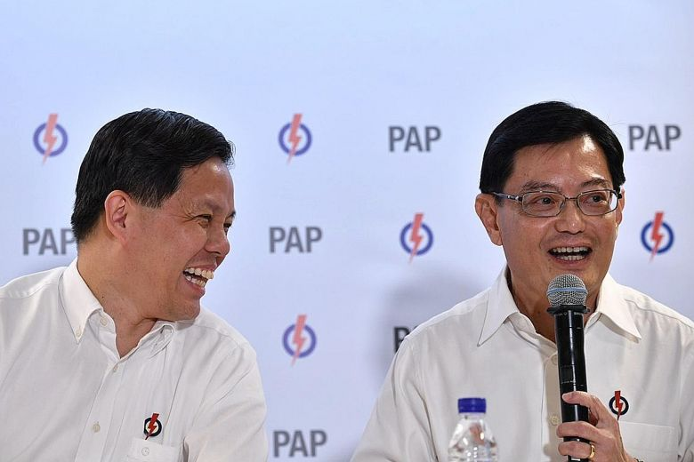 Heng says he will leave it to PM to announce Cabinet reshuffle, means he already knows?