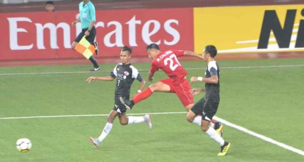 Home United shamed by North Koreans, lost 9-1