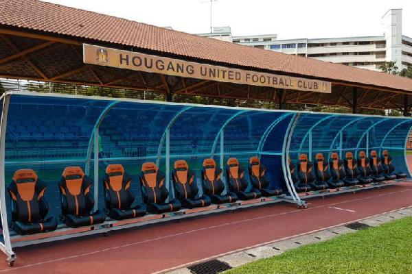 24 year old woman arrested after taking $250K from Hougang Football Club