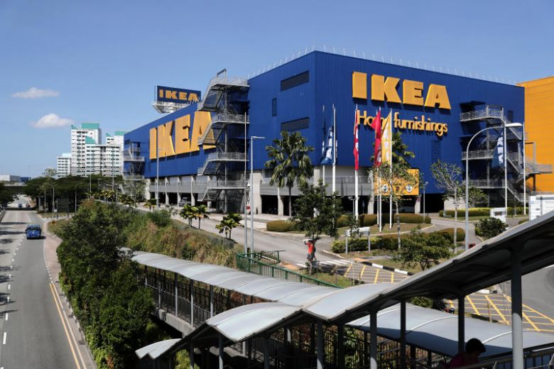 5 teens arrested after being found hiding in Ikea after opening hours