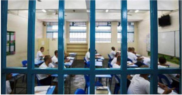 61 prison inmates took O Levels, 2 of them scored five distinctions