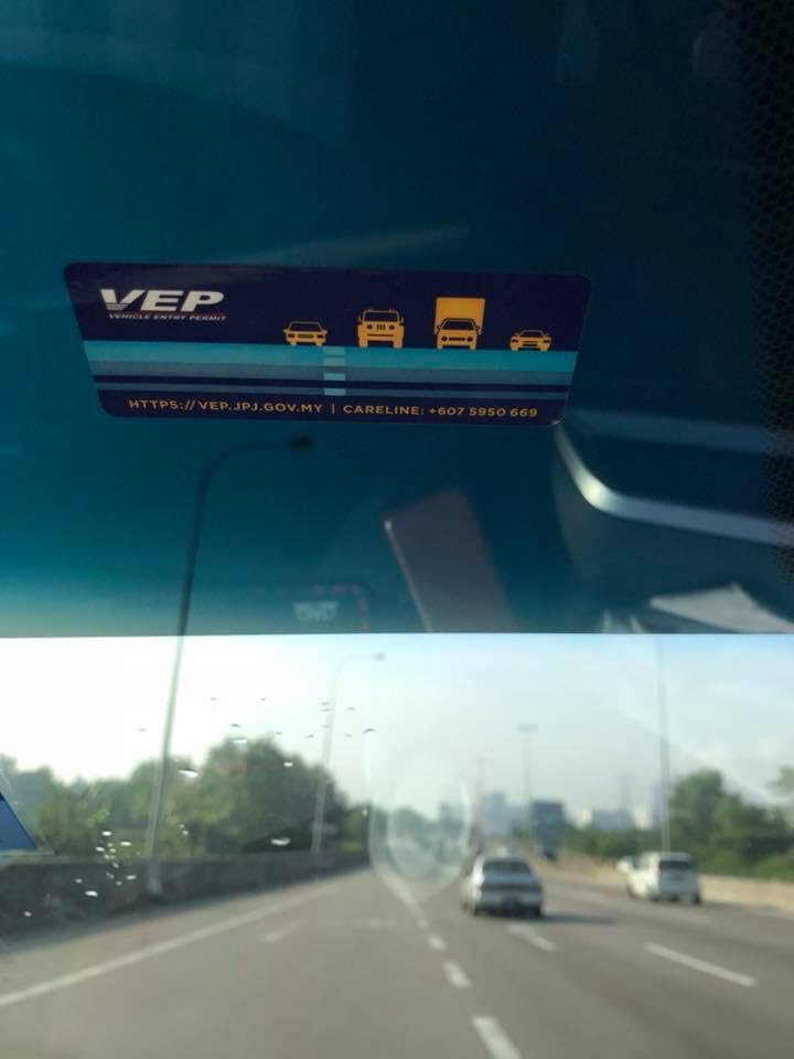 Malaysia to finally implement VEP for SG cars, getting more expensive just to enter Boleh Land
