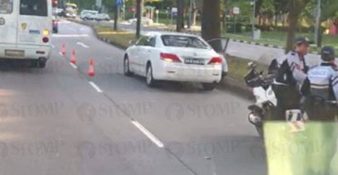 51 year old man died after getting hit by car at Choa Chu Kang