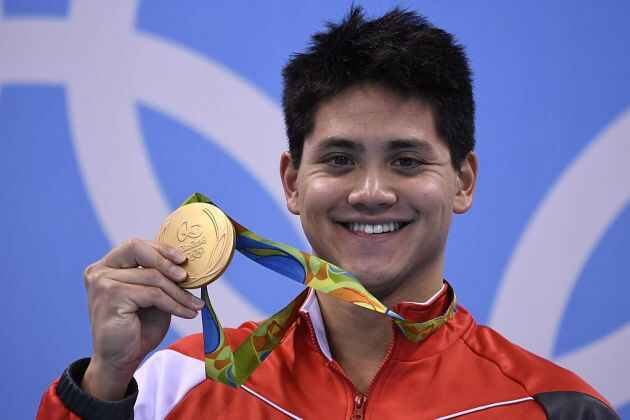 Olympic champ Joseph Schooling wins Sportsman Of The Year for the 6th time