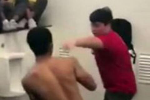 Tampines Sec students in viral video fight were fighting just for fun