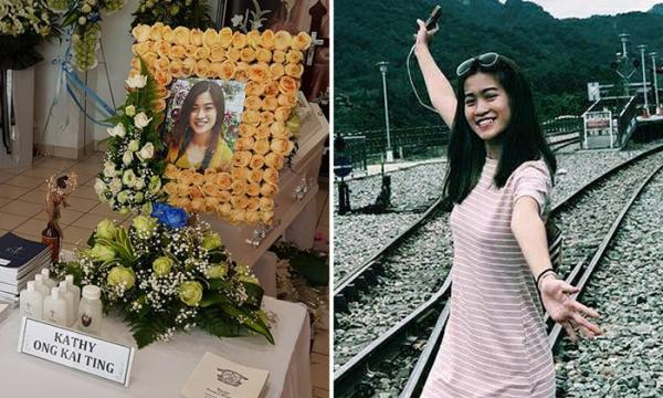 Taxi driver charged with NUS undergrad's death