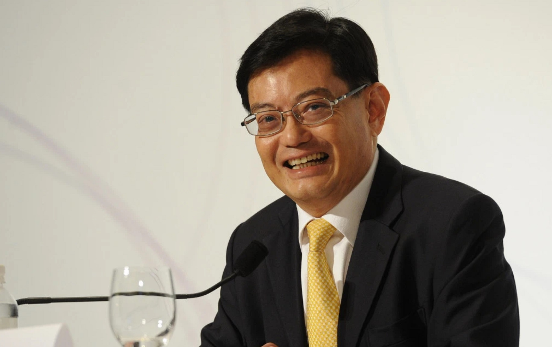 Heng Swee Keat, PM, Prime Minister, PAP. GST, MOF