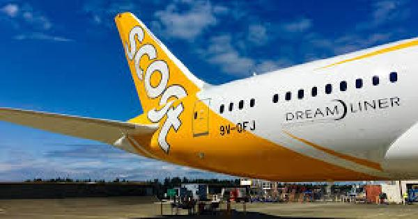 Scoot has done it again, yet another delay causing 295 passengers grief