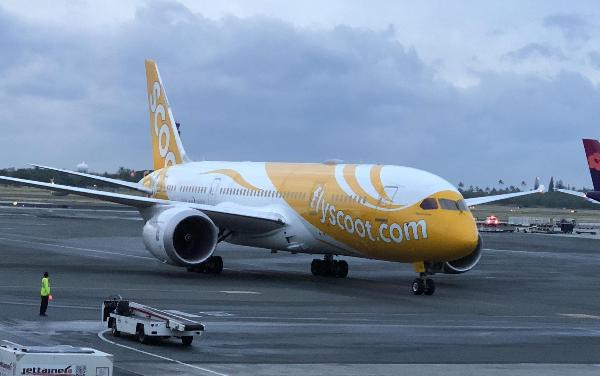 Scoot hit with yet another problem, flight forced to turn back to Bangkok