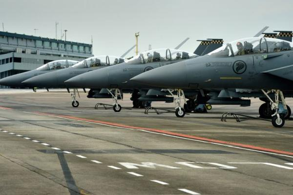Plans for SG's F15 fighter planes to train in NZ cancelled