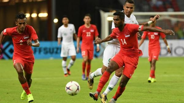 Singapore national team wins an official game after 4 years of trying