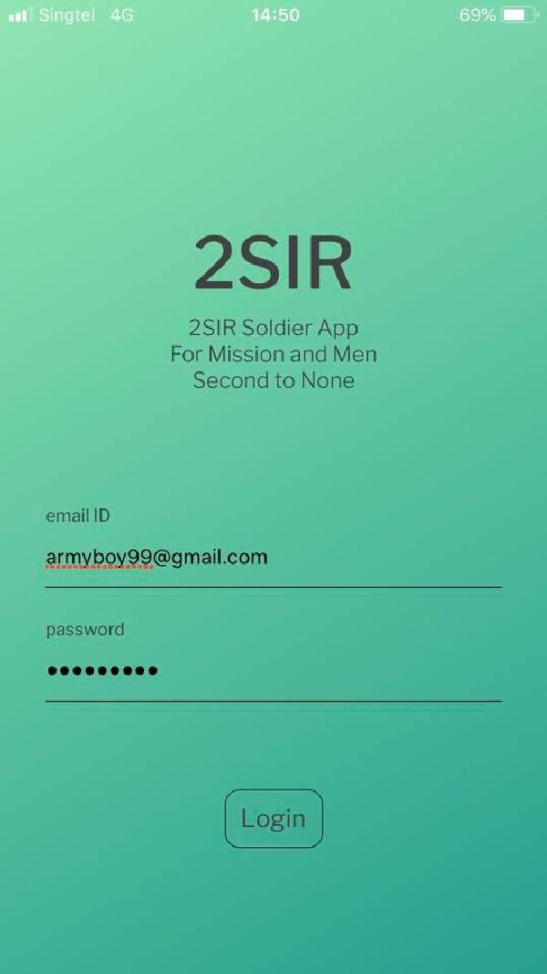 Finally, SAF soldiers have Soldier App to take ownership of their NS lives