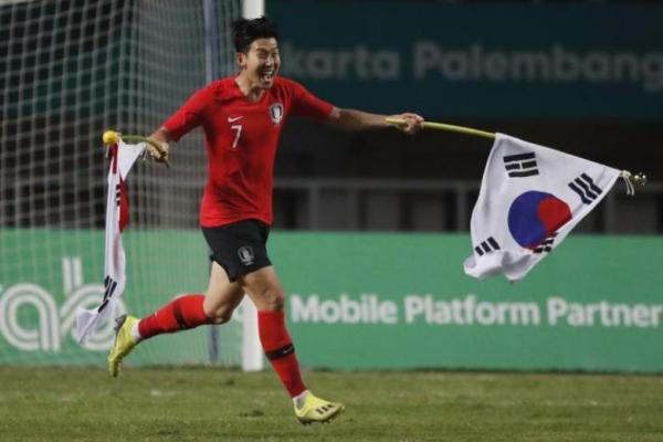 South Korea Men football team secures Military exemption
