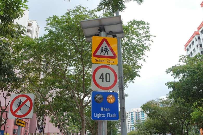 British expert says Singapore cars should travel 30km/hr on normal roads
