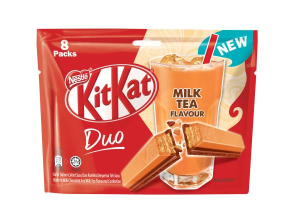 Kit Kat now has teh tarik flavour for Singaporeans
