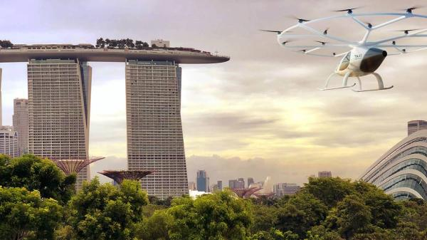Singapore to have air taxi trials this year