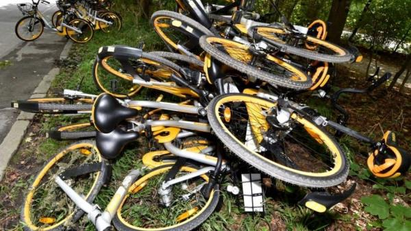 oBike being investigated by police for stealing money