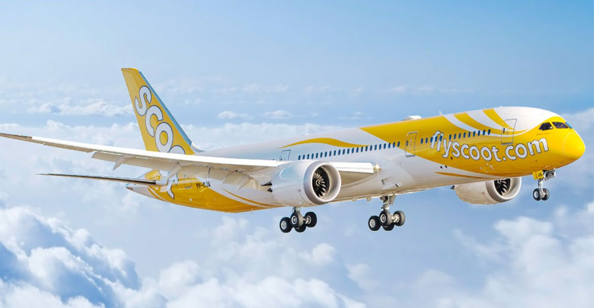 Scoot to Increase Air Fares by 5%